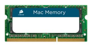 CORSAIR 16GB SO DIMM 1333MHz DDR3, kit, iMac/ MacBook, MacPro (CMSA16GX3M2A1333C9)