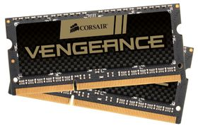 CORSAIR Simm SO DDR3 PC1600 8GB CL9 Corsair (CMSX8GX3M2A1600C9)