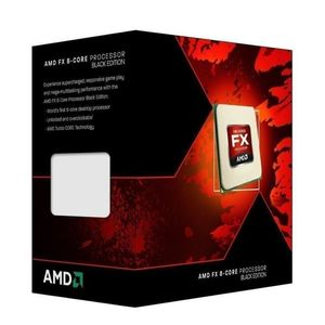 AMD FX-8350 X8 4.0GHz 16MB 125W Box AM3+ (FD8350FRHKBOX)