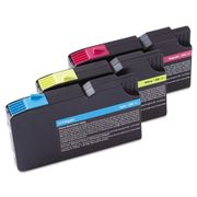 LEXMARK Cartridge No. 210XL - 3-pack - Høy ytelse - gul, cyan, magenta - original - blister med lyd-/elektromagnetisk alarm - blekkpatron LRP - for OfficeEdge Pro4000, Pro4000c, Pro5500, Pro5500t
