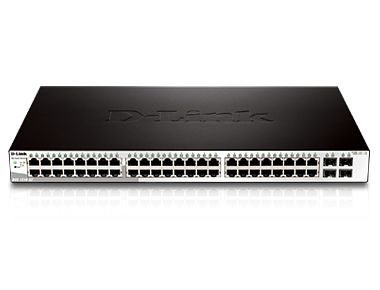 52-PORT LAYER2 SMART MANAGED GIGABIT SWITCH CPNT