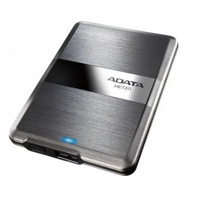 DashDrive Elite HE720 500GB 2.5inch USB3.0/ 2.0 Titanium