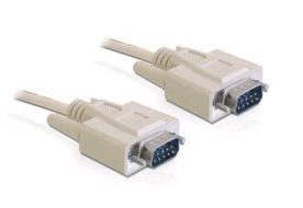 Seriell Kabel D-Sub9 -> D-Sub9 RS-232 St/St