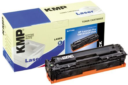 H-T144 Toner black compatible with HP CE 320 A