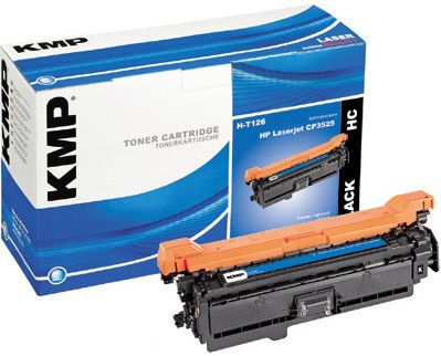 H-T126 Toner black compatible with HP CE 250 X