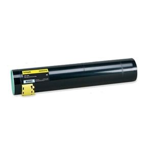 LEXMARK Yellow Extra High Yiel Cartridge (70C0X40)