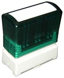 BROTHER Frame of green 14 x 38 mm (PR1438G6P)