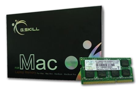 SO-DDR3-1600 16GB G.SKILL/ CL11/ Kit 2x8GB/for Apple