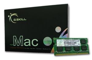 G.SKILL SO-DDR3-1600 16GB G.SKILL/ CL11/ Kit 2x8GB/for Apple (FA-1600C11D-16GSQ)
