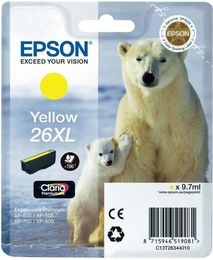 EPSON CLARIA PREMIUM INK YELLOW