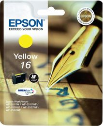 EPSON DURABRITE ULTRA INK YELLOW