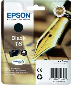 EPSON DURABRITE ULTRA INK BLACK