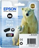 EPSON Ink Cart/ 26Ser Polar Bear Ph Blk RS