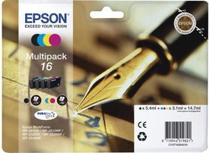 EPSON DURABRITE ULTRA INK MULTIPACK