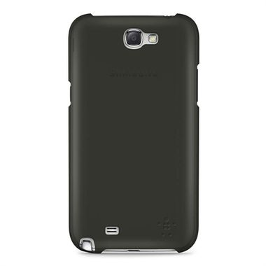 GALAXY NOTE 2 SHIELD SHEER ACRYL BLACK TRANSPARENT ACCS