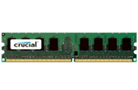 CRUCIAL 4GB DDR3 1600MT/s PC3-12800 CL11 UDIMM (CT51264BD160BJ)