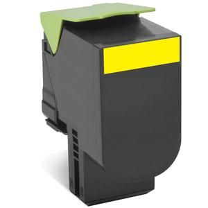80C20Y0 return toner yellow