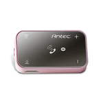a.m.p Gain Bluetooth Receiver - Pink