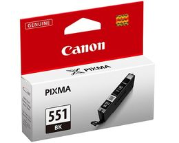 CANON CLI-551 BK BLACK INK