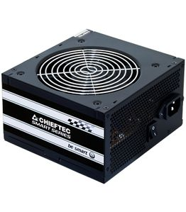 CHIEFTEC Smart 400W 80+ ATX 12V 2.3,12cm Fan, 80 Plus (GPS-400A8)