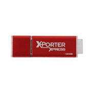 Patriot 128GB Xporter Xpress USB Flash Drive All Aluminum Housing