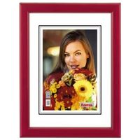 Bella red             15x20 wooden frame               31665