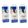 4Gamers Mono Bluetooth Headset - Blue - PS3