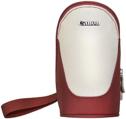 Canon, video soft case red