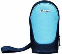 Canon, video soft case blue