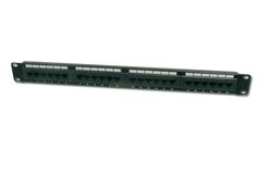 DIGITUS CAT 5e Patch Panel. unshielded