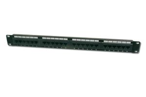 DIGITUS CAT 5e Patch Panel. unshielded (DN-91548U)