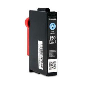 No150XL Cyan ink cartridge blister pack