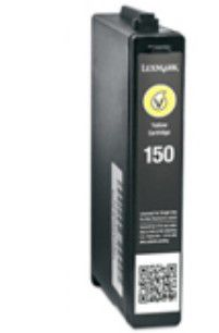No150XL Yellow ink cartridge blister pack