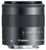 CANON EF-M 18-55MM/ 3, 5-5, 6 IS STM