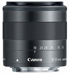 CANON EF-M 18-55MM 3.5-5.6 IS