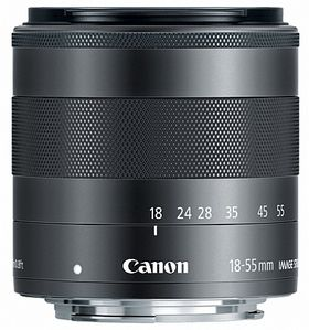 CANON EF-M 18-55MM/ 3, 5-5, 6 IS STM (5984B005)