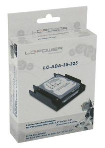 LC POWER HD Zub Einbaukit 2,5> 3,5 LC-Power (LC-ADA-35-225)