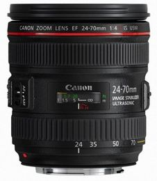 CANON EF 24-70MM 1:4 L
