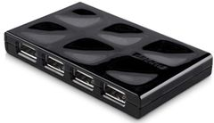 BELKIN USB 2.0 Quilted hub 7 ports, power supply