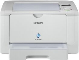 LASER PRINTER EPSON MONO AL-M200DN LED