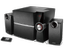 EDIFIER C2XD 2.1 speakers with external amplifier