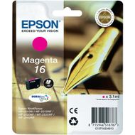 EPSON Ink Cartridge/ T162 Magenta Blist Alarm (C13T16234020)