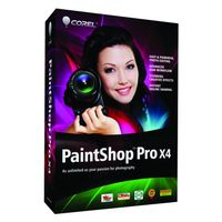 COREL PAINTSHOP PRO X4 LIC 11-25 IN (LCPSPX4MLB)
