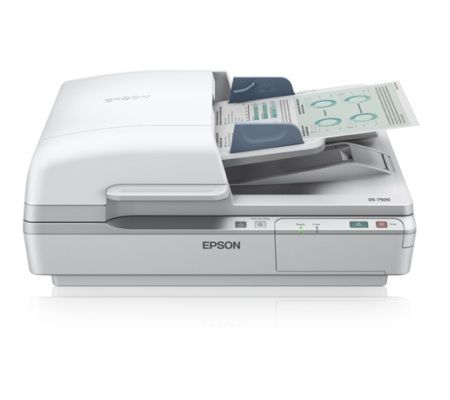 WORKFORCE DS-6500 SCANNER A4 /25 PPM / 1200DPI / USB       IN PERP