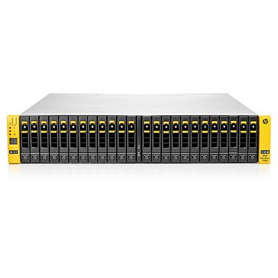 3PAR StoreServ 7400 2-node Storage Base