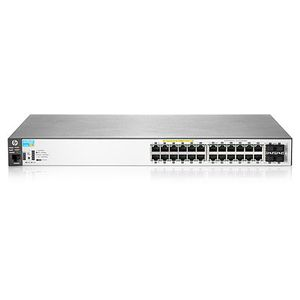 Hewlett Packard Enterprise 2530-24G-PoE+ Switch (J9773A#ABB)
