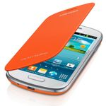 SAMSUNG FLIP COVER ORANGE F/ GALAXY S3 MINI ACCS (EFC-1M7FOEGSTD)