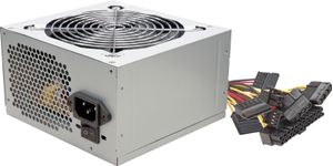 POWER SUPPLY 600W PASSIV PFC