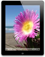 iPad Wi-Fi 128GB Retina display, sort (4. gen)
