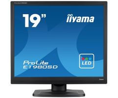 48.3cm (19) E1980SD-B1 LED 5:4 DVI black
